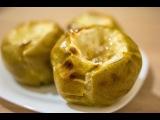 Печеные яблоки  Baked apples