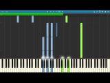 IOWA - Одно и то же (Piano Version) - пример игры на фортепиано