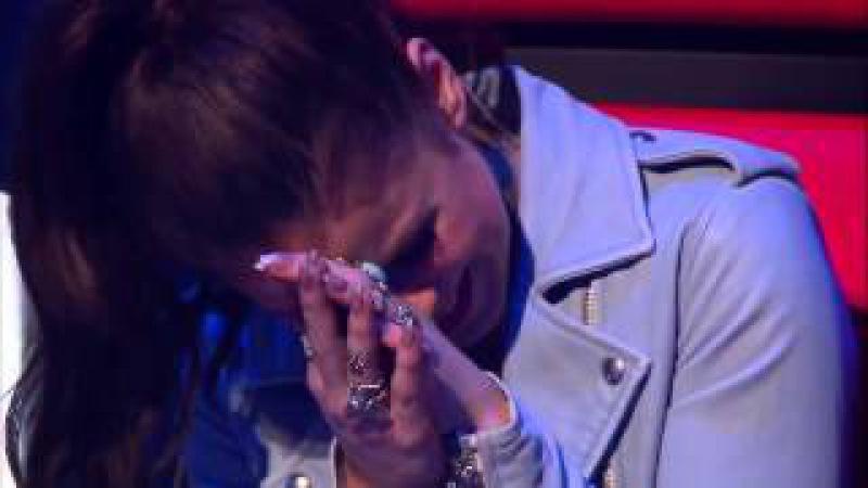 Девочка заставила судей плакать. Зал в ШОКЕ. Шоу Голос