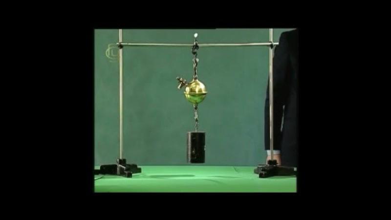 Опыты по физике. Магдебургские полушарии » Freewka.com - Смотреть онлайн в хорощем качестве