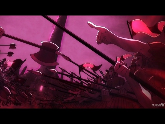 Маги:Приключение Синбада OVA - 1 серия