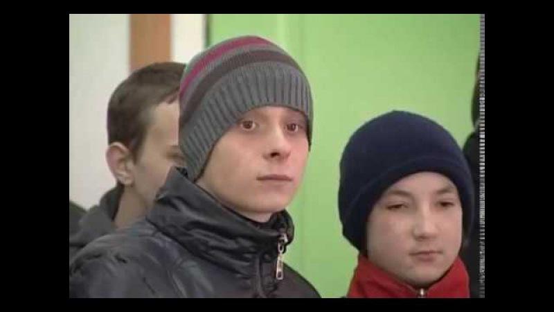 Дети в тюрьме - Экскурсия в детскую колонию АУЕ