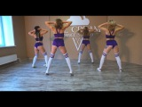 TWERK CHOREO BY KATRIN LIL' ICE CREAM TYGA - WISH