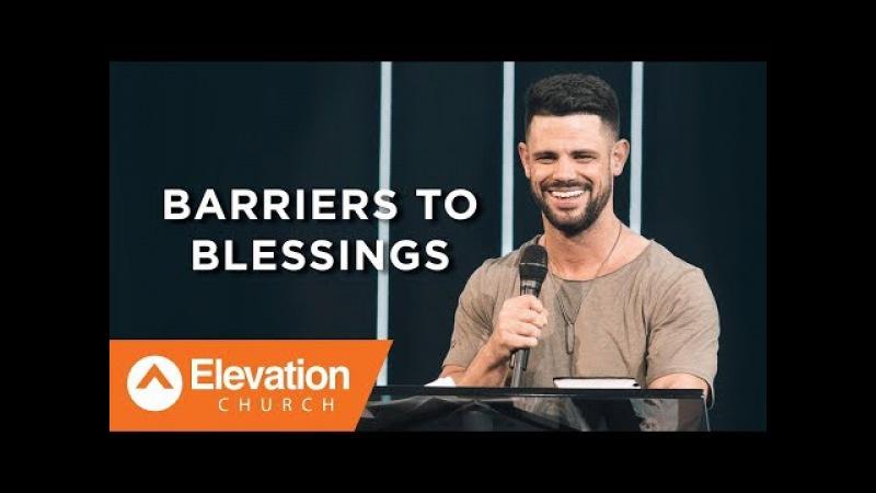 Стивен Фуртик - Барьеры благословений (Barriers to Blessings) | Проповедь (2017)