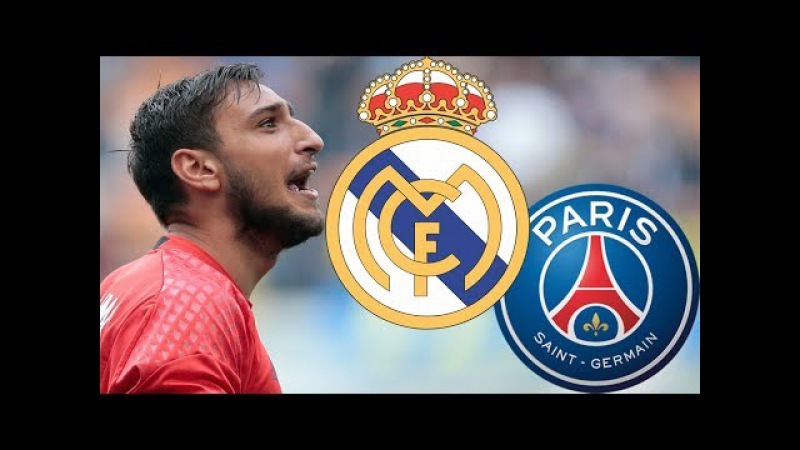 Gianluigi Donnarumma ● Welcome to Real Madrid/PSG ● 2017
