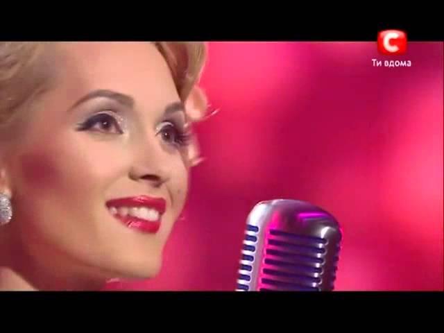 Aida Nikolaychuk Marilyn Monroe 'I Wanna Be Loved By You' full [polish subtitles Napisy PL]
