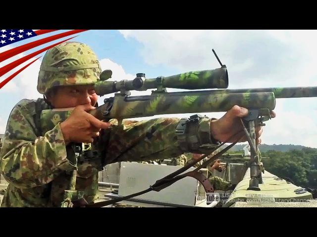 US-Japan Joint Military Exercise (USMC JGSDF) Forest Light 01 - 日米合同軍事演習(陸上自衛隊・米海兵隊)フォレス12488