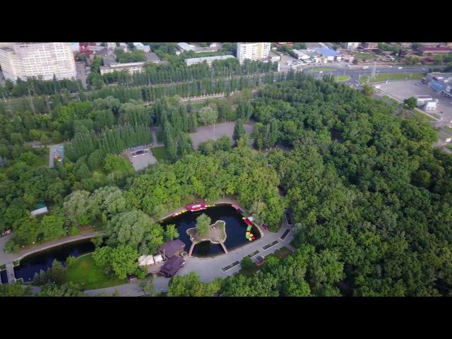Парк Гагарина г. Самара 23.07.17 (Video 4K)