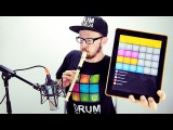How To Create Beat In 20 seconds with Drum Pads 24