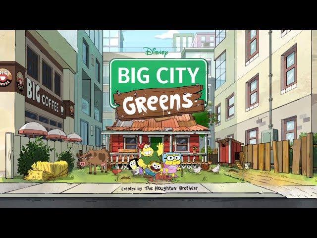 Big City Greens Intro