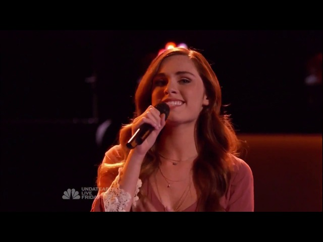 Sydney Rhame: Photograph (Blind Audition) - The Voice 2015