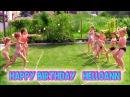 День Народження HelloAnn Виклики від Підписників №5 Розваги та ігри на святкування