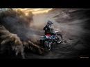 Очень красивые и опасные трюки на мотоциклах (подборка 2016)