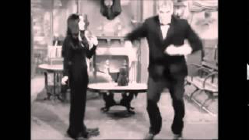 Addams Family Gets the Uptown Funk