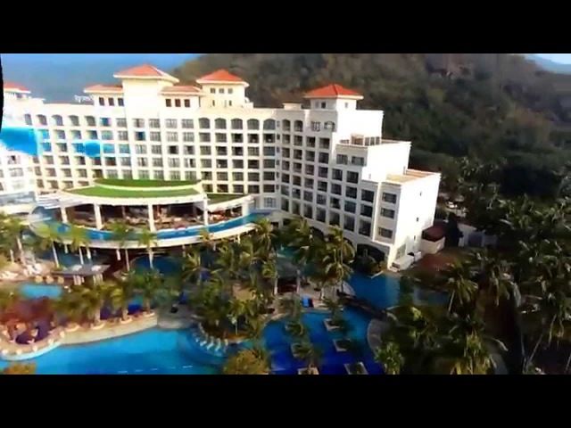 КИТАЙ Holiday Inn Resort Sanya Yalong Bay