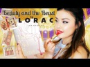 NEW Disney's Beauty and the Beast by LORAC Makeup Entire Collection Haul Review and Demo