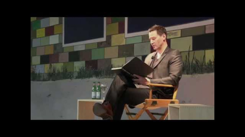 Keanu Reeves Reading From Paul Gauguins 'Noa Noa'