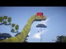 Путешествие В Мир Динозавров (Майнкрафт выживание)