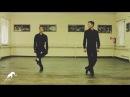 Ирландский танец Эрдни и Дорджи Босхомджиевы