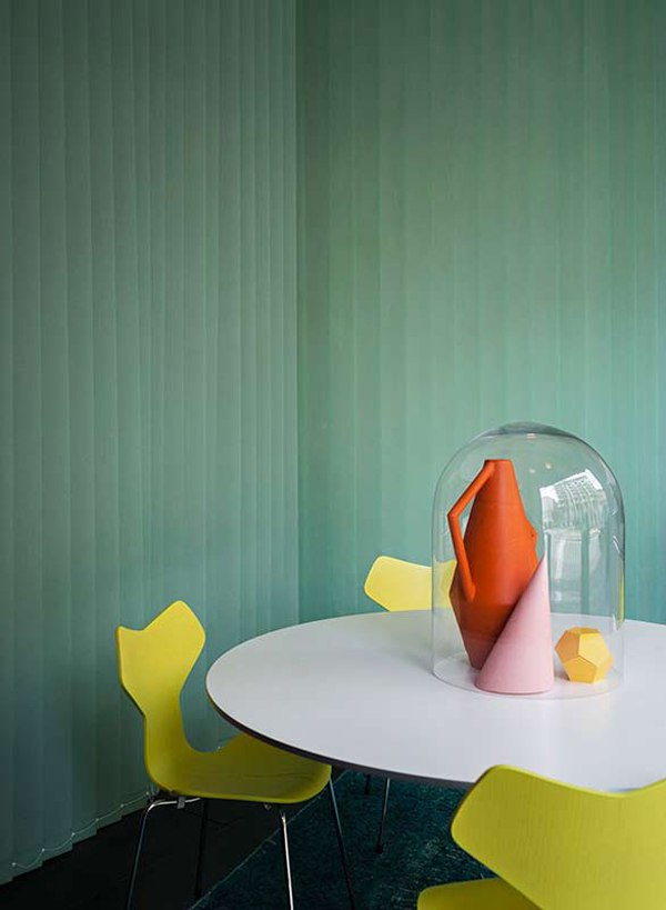 Spotti x Studiopepe for USM: Happy Office, Happy Home #Жилье#Квартира#design