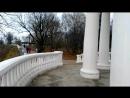 Прогулка по Александровскому саду Киров, ноябрь