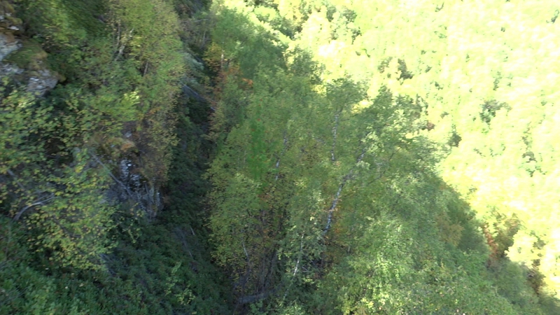 Подъем с площадки Чегет на 2750 с видом на Эльбрус