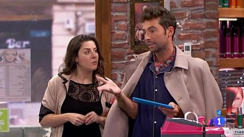 1x24 La Peluquería - La webcam