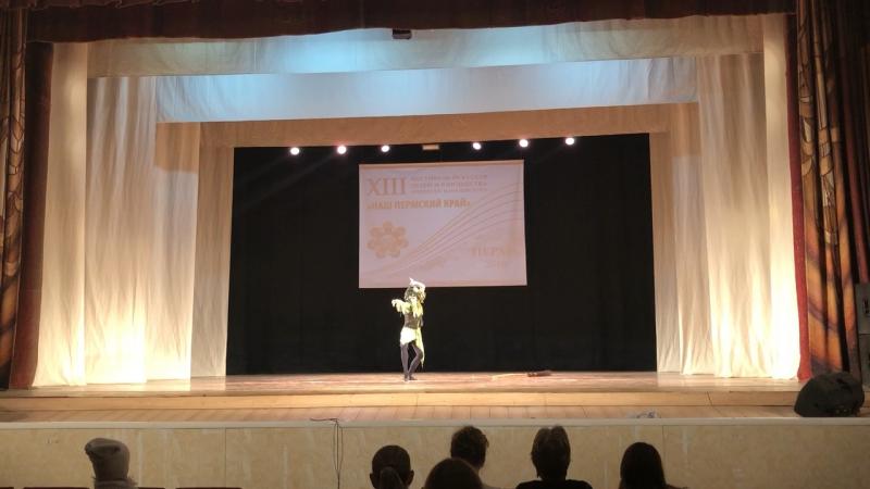 Xlll фестиваль искусств детей и юношества имени Д.Б.Кабалевского «Наш Пермский край» ,»