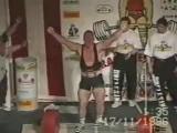 Янн Тойванен тянет 362 кг