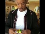 А вы собирали кубик Рубика?