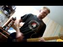 Rammstein - Mein Teil guitar cover