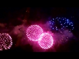 Салют на ВДНХ!!!Фестиваль Света