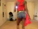 парень танцует как beyonce