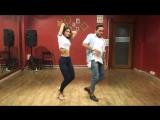 Cornel and Rithika - Bachata Sensual - Thong song- JCY Sisqo - Dj Selphi Bachata remix