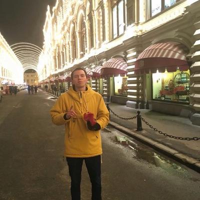 Данил Титов, Москва