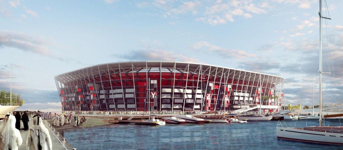 Чемпионат мира по футболу пройдет в Катаре в 2022 году.