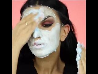 Пена для бритья на лицо