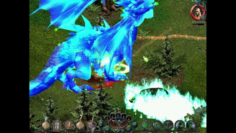 Ez 2 dragons (niobium, wood elf 153 lvl)