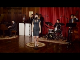 Who Can It Be Now - Men At Work (40s Jazz Cover) ft. Sara Niemietz