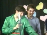 1984: Beastie boys & Butthole surfers on the Scott Gary TV show