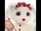 Зайки-валентинки Пиглет