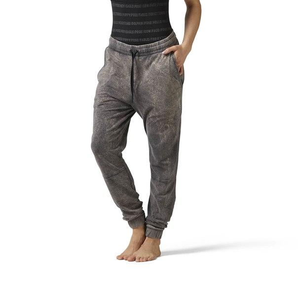 Спортивные брюки Washed Jersey