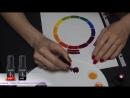 Гель лак Как смешивать цвета