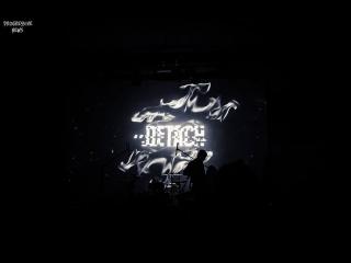 DETACH - Afterglow (Live at Atlas Weekend 2017)