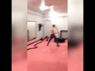 Sparta fight club приняла эстафету от Astana fighters