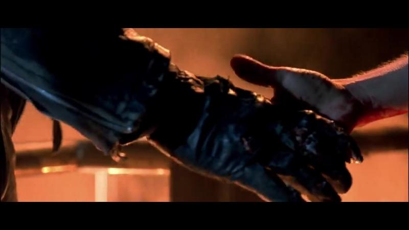 Terminator 2 judgement Day Ending GOODBYE