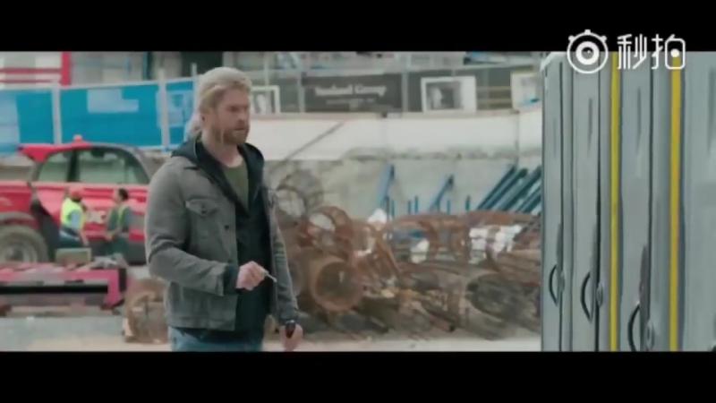 Удалённая сцена из Тора