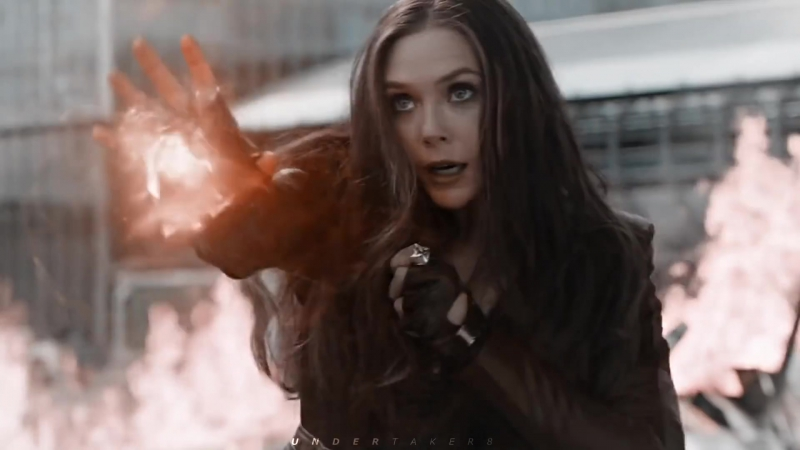 Scarlet witch loki ¦ king and queen of the chaos