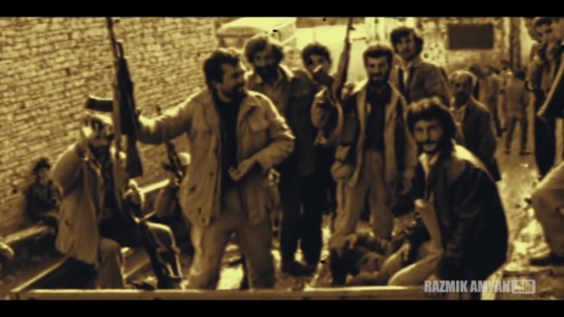 Razmik Amyan - Karabakhe mern e