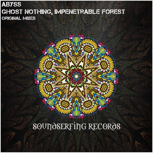 Abyss альбом Ghost Nothing / Impenetrable Forest